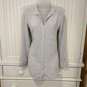 Cloth & Stone Flannel Buttondown